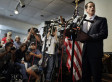 Anthony Weiner Heckled At Press Conference: Hecklers Shout Obscenities (VIDEO)