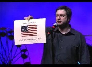 Eugene Mirman Tea Party