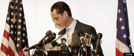 Anthony Weiner Resigns Apologizes To Huma