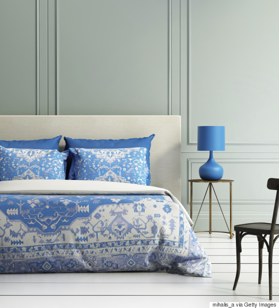 grey blue bedroom. blue bedroom The ONE Color Your Bedroom Needs To Be Truly Affect Mood