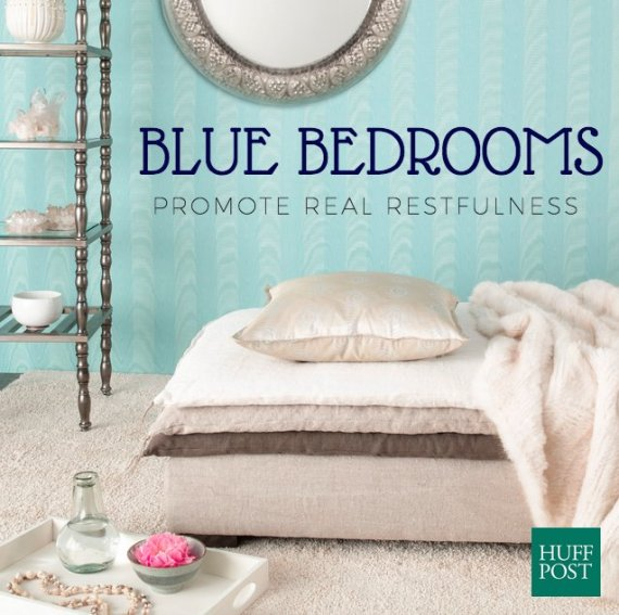 blue bedroom - Paint Colors And Moods