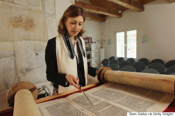 woman rabbi