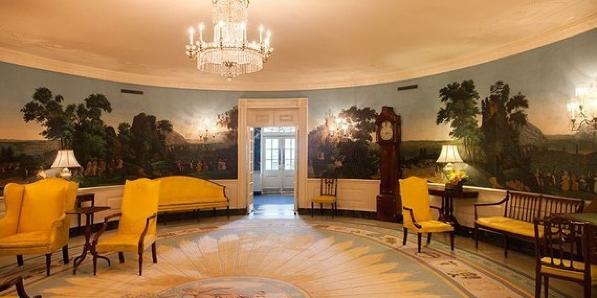 What The Inside Of The White House Actually Looks Like ...