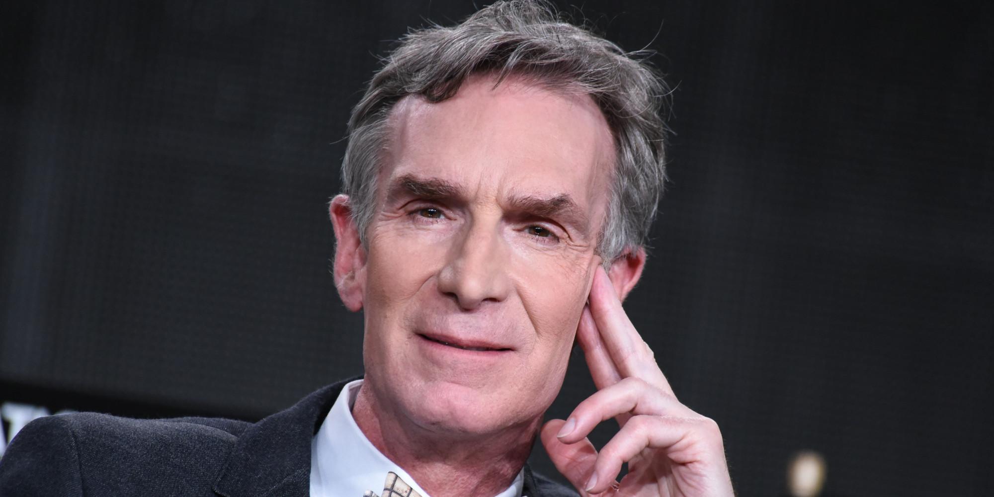 Bill Nye Talks Extraterrestrial Life: 'It's Gotta Exist ...