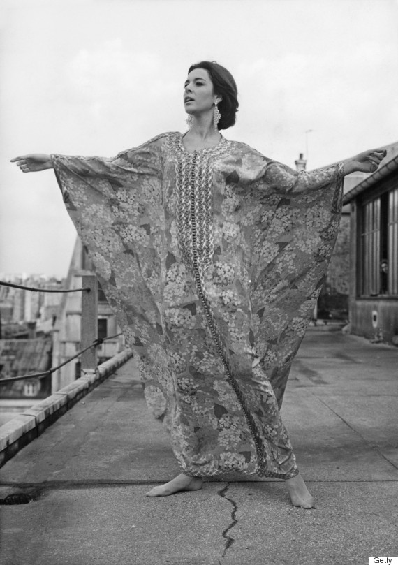 Image result for kaftans 60s