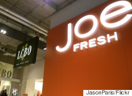 Joe Fresh Cuts Ties With J.C. Penney