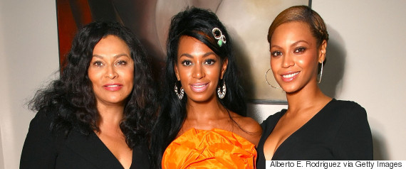 tina knowles solange