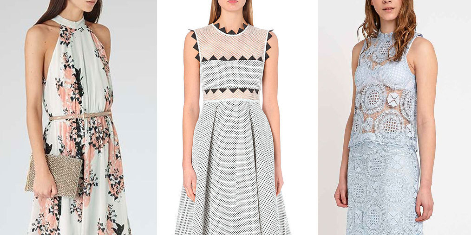 Summer Wedding Guest Dresses And Outfits As Recommended By Fashion Buyers | HuffPost UK