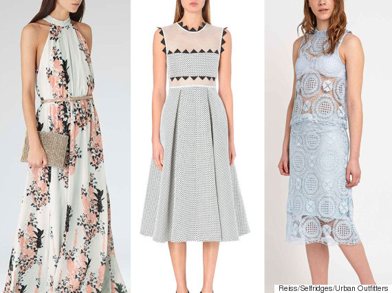 Summer Wedding Guest Dresses And Outfits As Recommended By Fashion ...