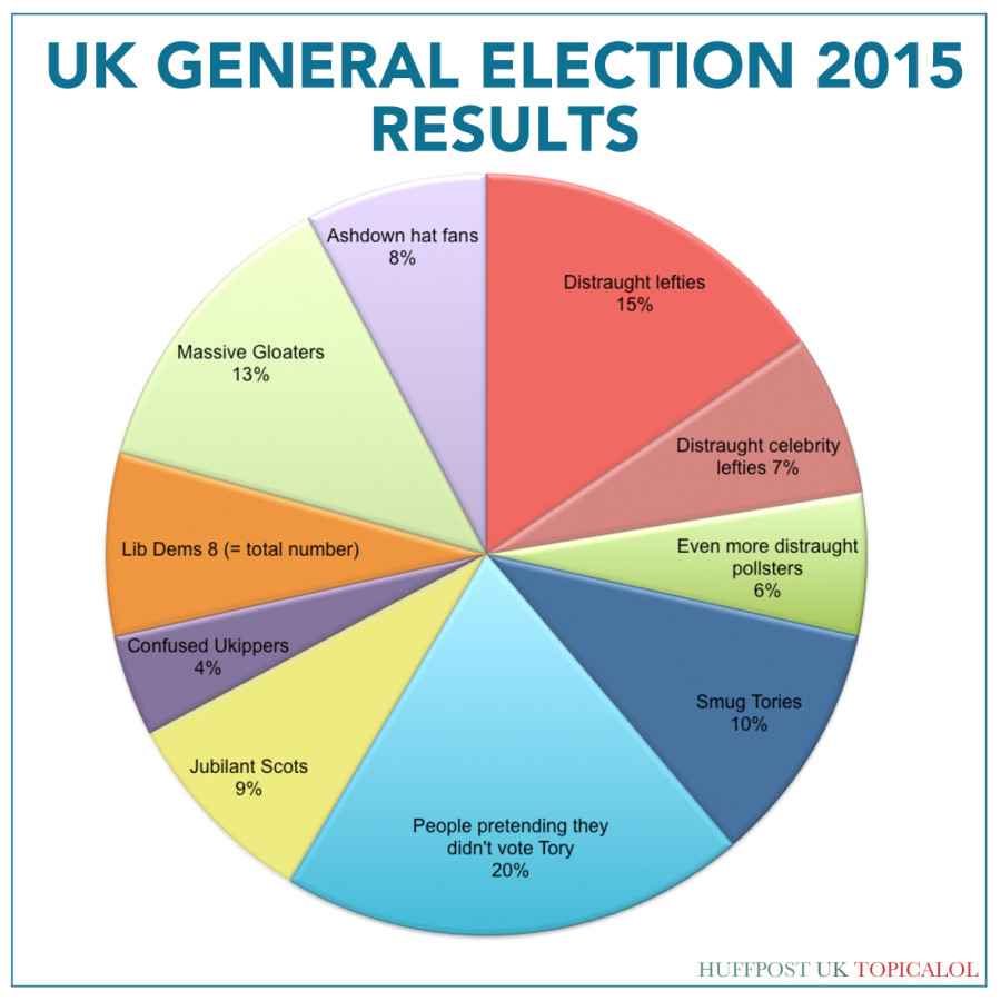 2015 election results the honest pie chart election results pie chart nvjuhfo Gallery