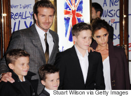 Victoria Beckham Writes Heartwarming Open Letter To Her Children