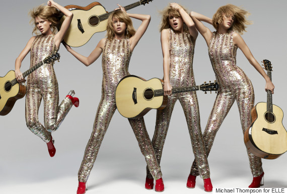 taylor swift elle cover