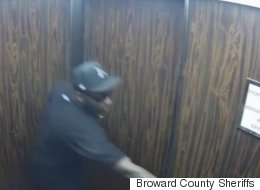 Man Robs Woman On Elevator, Gets Stuck In Elevator