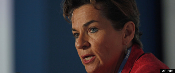 CHRISTIANA FIGUERES CLIMATE CHANGE