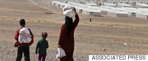 SYRIAN REFUGEES