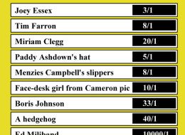 The First Odds On Who Will Be The Next Lib Dem Leader