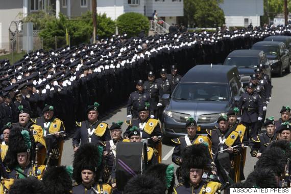 brian moore funeral