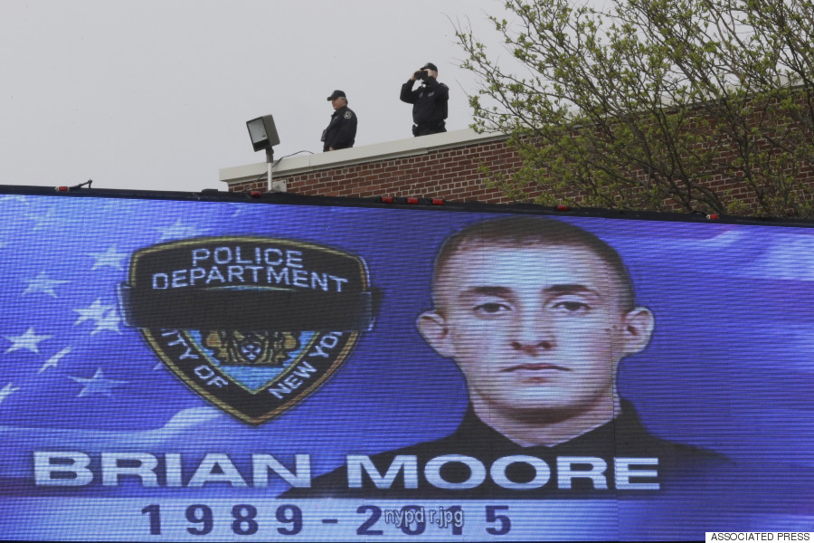 brian moore funeral