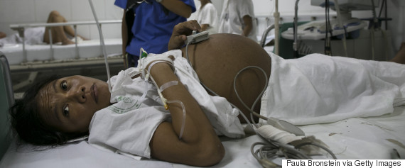 philippines woman in labor