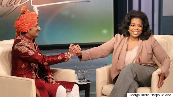 prince manvendra and oprah