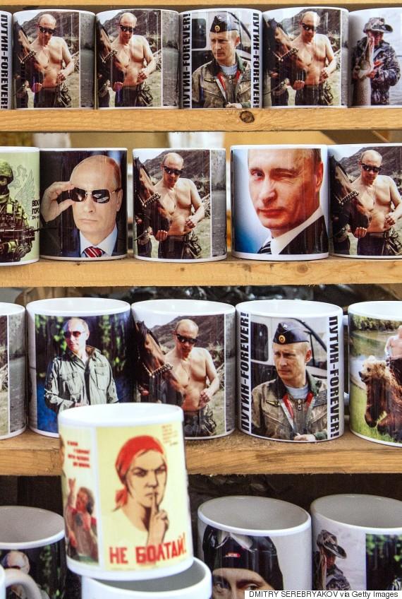 mugs putin