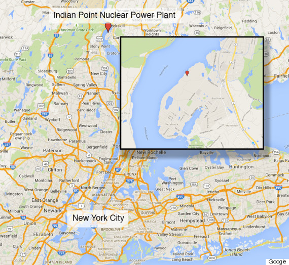 indian point map