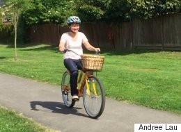 I Learned How To Ride A Bike At 37