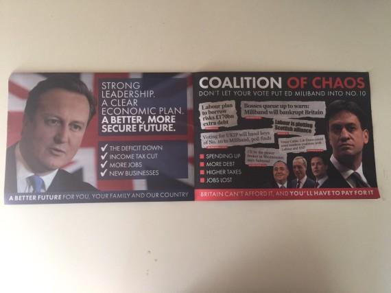 coalition of chaos