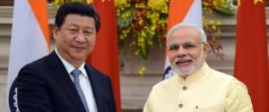 Modi China