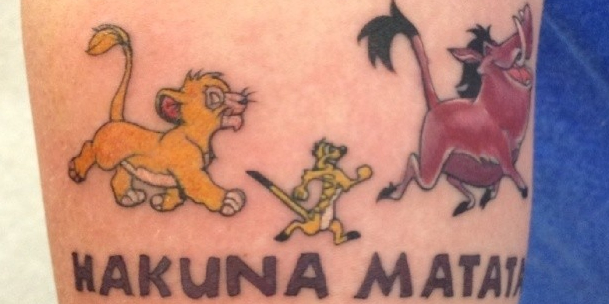 photos  ces tatouages inspir u00e9s des ann u00e9es 90 vous rendront