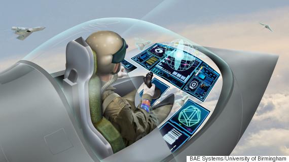 bae virtual cockpit