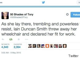 The New Twitter Account '50 Shades Of Tory' Is Just Perfect