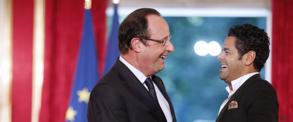 hollande debbouze