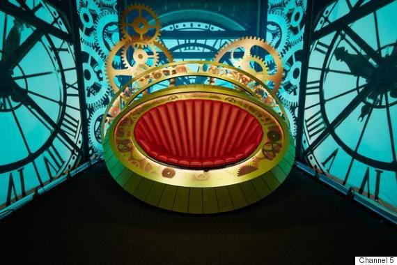 big brother diary room chair