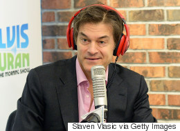 Dr. Oz Admits 'Mistake' In Endorsing 'Miracle' Weight-Loss Cures