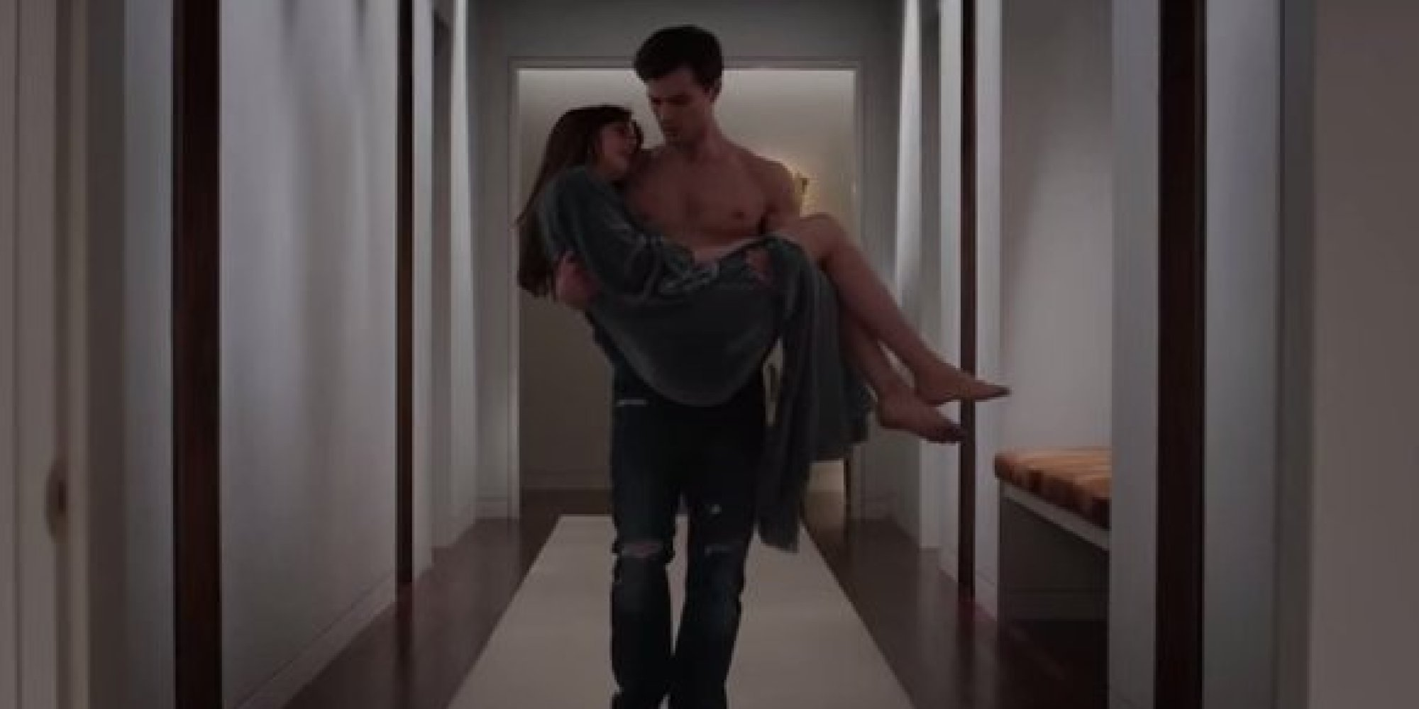 At last 39 fifty shades of grey 39 gets an honest trailer for Fifty shades od gray