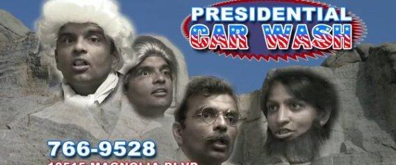 PRESIDENTIAL CAR WASH