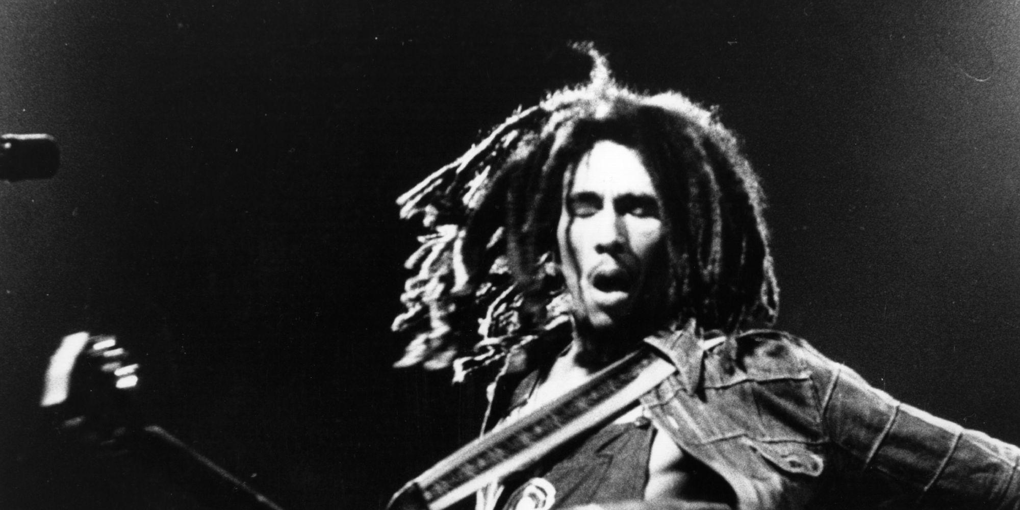 Bob Marley: Bob Marley Raised A Really Good Question About Marijuana