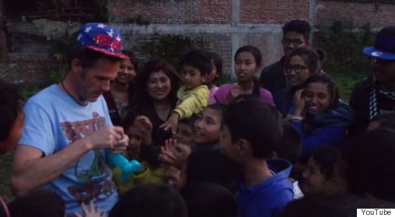 clowns nepal