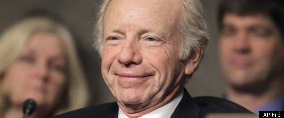 Joe Lieberman Connecticut Senate Race 2012