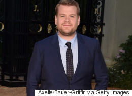 James Corden Has Bagged Himself An Exciting Exclusive