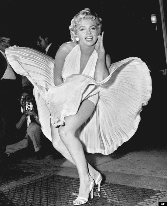 See this video for a bit of biographical information on marilyn monroe