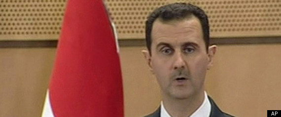 Bashar Assad Speech