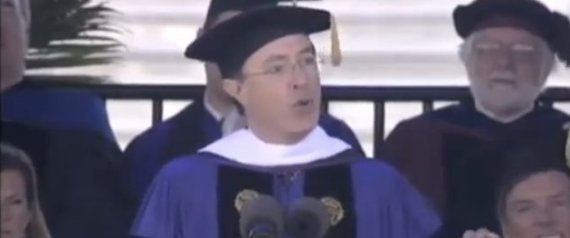 COLBERT COMMENCEMENT