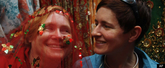LESBIAN WEDDING IN NEPAL