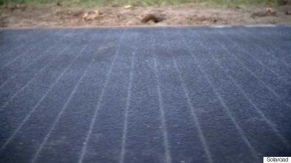 solaroad surface