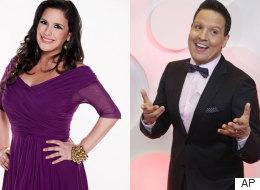 ¡Sorpresa! Angélica Vale y Raúl González juntos en Telemundo