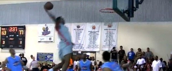 r KEVIN DURANT DREW LEAGUE DUNK large570 Kevin Durant Dunk: Drew League