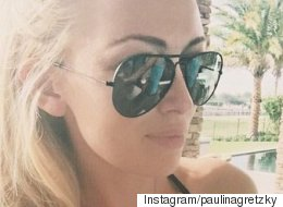 LOOK: Paulina Gretzky's Latest Bikini Selfie