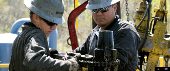 Texas fracking bill passed